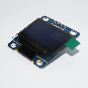"0.96"" 128X64 OLED White I2C IIC Serial Display Module"