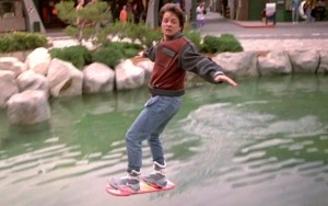 Marty McFly did it better