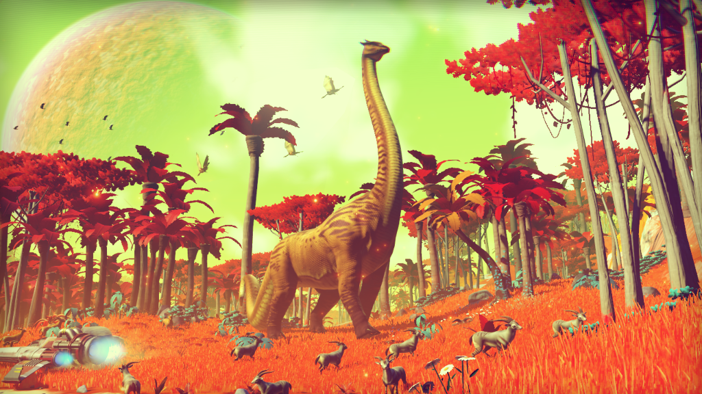 No Man's Sky, Hello Games